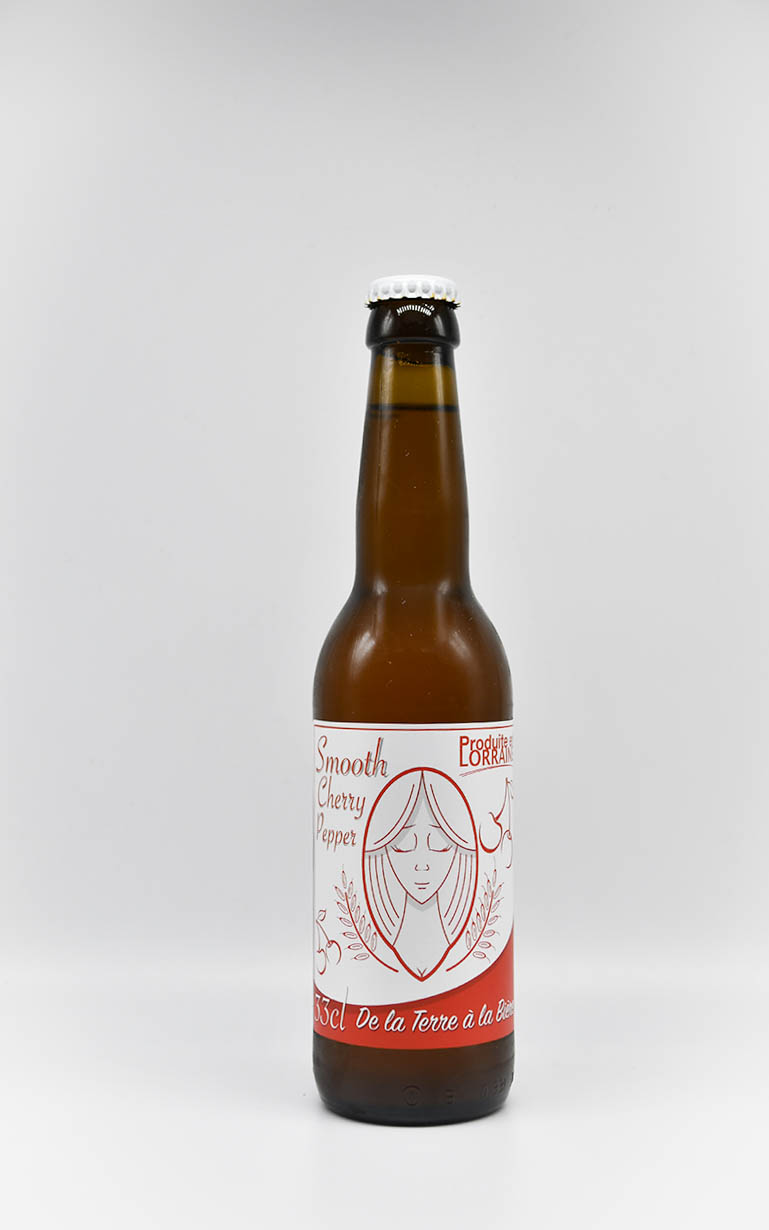 TERRE BIERE SMOOTH CHERRY PEPPER (12138)