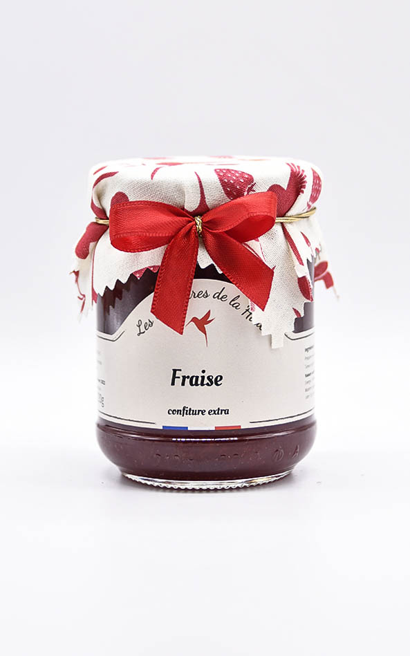 GAMME TRADITION  FRAISE 220G