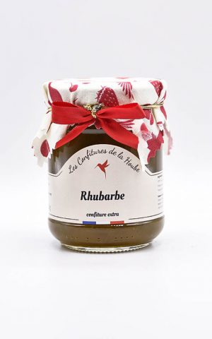GAMME TRADITION  RHUBARBE 220G