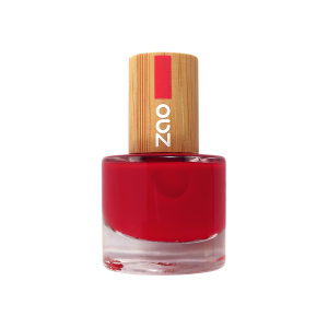 VERNIS A ONGLES 650 ROUGE CARMIN