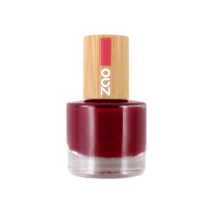 VERNIS A ONGLES : 668 ROUGE PASSION