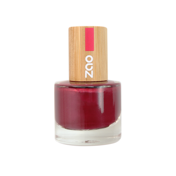 VERNIS A ONGLES : 674 POMME D'AMOUR