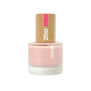 VERNIS A ONGLES : 675 ROSE GIVRE